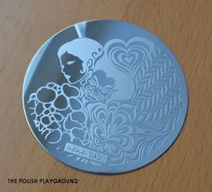 Lady Queen - Stamping Plate hehe 040 Review