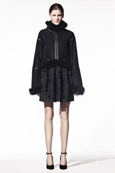 Christopher Kane Pre-Fall 2013 Fashion Show - Nora Lony