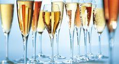 Champagne rosé ou blanc ?