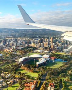 South Australia, Airplane View, World, City, Instagram, Cities, The World
