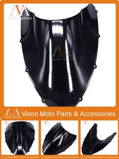 [Visit to Buy] Motorcycle Winshield Windscreen For DUCATI 848 1098 1098RS 1198 1198RS RS 2006 2007 2008 2009 06 07 08 09 #Advertisement