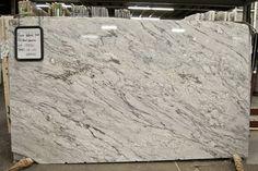 River White Granite Countertop | River White – Polished: