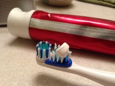 toothpaste | 11 Natural Ways to Easily and Effectively Eliminate Milk Spots