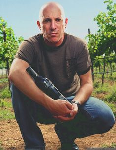 Maynard James Keenan, lead singer for Tool and A Perfect Circle, entrepreneur