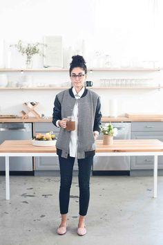 Minimalism Style Tips Everlane Office Tour
