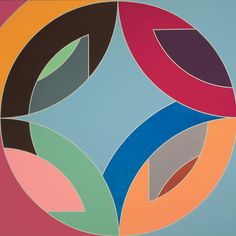 Who was Frank Stella?