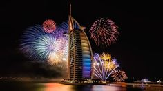Luxury Life Design: Dubai New Year firework display breaks world record!