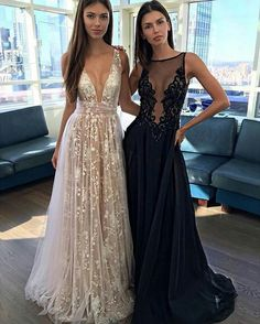 Beautiful Prom Dress, white prom dresses simple v neck tulle lace long prom dress lace evening dress modest evening gowns cheap party dresses graduation gowns Meet Dresses A Line Prom Dresses, Prom Party Dresses, Homecoming Dresses, Sexy Dresses, Formal Dresses, Dress Prom, Prom Gowns, Occasion Dresses, Wedding Dresses