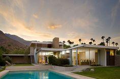 Kaufmann House, Palm Springs, Richard Neutra