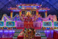 The Hungry Ghost Festival As It's Celebrated in Singapore, Maureen Mai Photography Singapore Tour, Visit Singapore, Taoism, Buddhism, Burnt Offerings, Local Tour, Go Camping, Amazing Photography, Traveling By Yourself