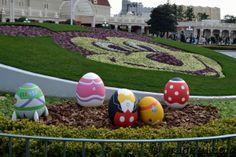 Disney LARGE Easter Eggs!