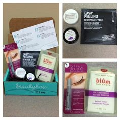 June Beauty Box! Lots of fun goodies! :)  www.beautybox5.com