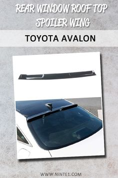 Must have car customization and decoration accessories. Step up your car's look with this car essential. Available for different makes and models. Car Repair Service, Auto Service, Must Have Car Accessories, Car Essentials, Toyota Avalon, Motorcycle Design, Roof Top, Rear Window, Pickup Trucks