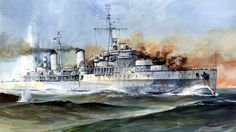 HMS Belfast - Grzegorz Nawrocki. Más en www.elgrancapitan.org/foro