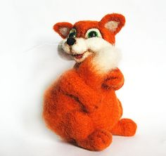 Artist needlefelted  OOAK Miniature collectible by manina1507, $52.00