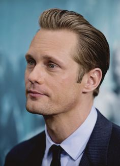 "skarsgardaddict: "" Alexander Skarsgård attends the Los Angeles premiere of ""The Legend of Tarzan"" at the Dolby Theatre in Hollywood, California. Skarsgard Family, Alex Pics, Zoolander, Eric Northman, Derek Hale, Alexander The Great, Young Actors, Alexander Skarsgard, Most Beautiful Man"