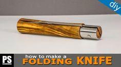 How to make a Folding Knife