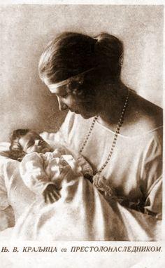 Mignon and her son