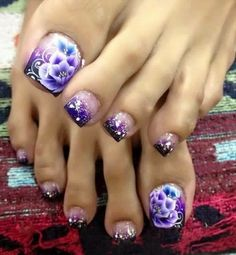 Ideas For Nails Colors Summer Toenails Pedicure Nail Art, Manicure, Toe Nail Art, Acrylic Nails, Pretty Toe Nails, Cute Toe Nails, Pink Nail Designs, Nail Polish Designs, Nails Design