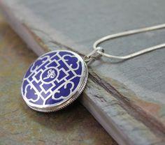 Dharmashop.com - lapis Sterling Silver Mandala Pendant , $55.00 (http://www.dharmashop.com/lapis-sterling-silver-mandala-pendant/)