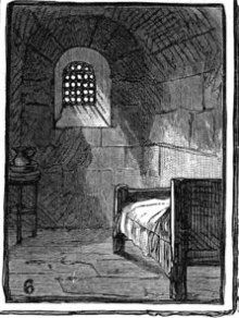 """CRIMES AND PUNISHMENTS In England fifty-five crimes were punishable by death and the English legal code was nicknamed """"the bloody code"""". England annually executed between seven hundred and eight. Victorian Prison, Victorian London, Jail Cell, Prison Cell, Prison Art, Little Dorrit, First Fleet, Medieval Tower, Research Images"""