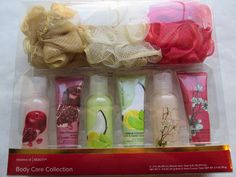9-PC ESSENCE OF BEAUTY BODY WASH LOTION SKIN CARE COLLECTION FREE SHIPPING GIFT #ESSENCEOFBEAUTY