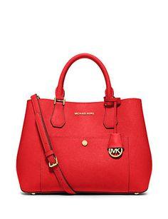 51d67c3cbc5129 MICHAEL MICHAEL KORS Greenwich Large Saffiano Leather Tote Bag Handbags Michael  Kors, Michael Kors Bags