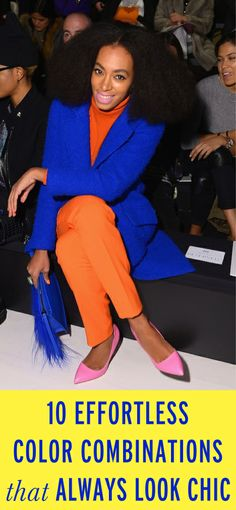 10 color combos that always look stylish