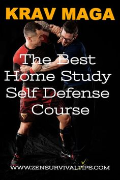 Krav Maga Training – The Best Home Study Self Defense Course