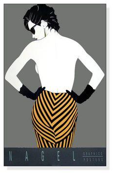 Striped Pants 1993(パトリック ナーゲル)