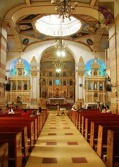 Philippines, Pakil church by edsyl 92, via Flickr