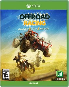 OffRoad Racing The Road, Motocross, Xbox One, Offroad, Playstation, Terrain Vehicle, Mighty Ape, Off Road Racing, Quad Bike