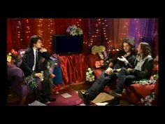 Trevor Lock interviews Russell Brand and Matt Morgan Part 2