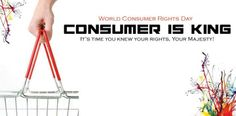 Consumer is King.  It's time you knew your #rights, Your Majesty!  World #Consumer Rights Day.#ZINGclub