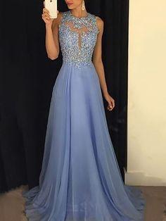 Glittering Rhinestone Mesh Patchwork Maxi Evening Dress