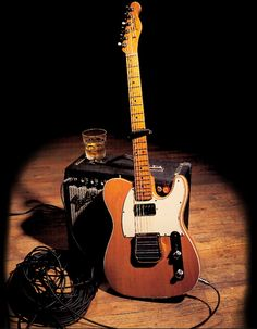 Fender Telecaster                                                                                                                                                                                 More