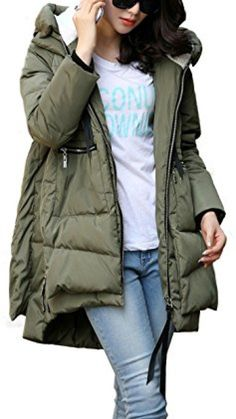 329581874130 People are going absolutely wild over this  90 jacket on Amazon. Verde  MilitareAbbigliamento Da UfficioCappeBottoniCappotti