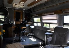 Hair Salon on Wheels offers perfect work camping solution - National RVing   Examiner.com
