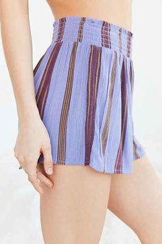 Out From Under Alvarado Short - Urban Outfitters