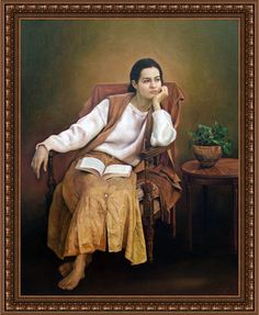 Iranian artist Iman Maleki is known for his heart-touching and realistic paintings. Looking at his amazing realistic paintings we can understand that painting Realistic Paintings, Paintings I Love, Beautiful Paintings, Beautiful Drawings, Figure Painting, Painting & Drawing, Hand Pose, Iranian Art, Woman Reading