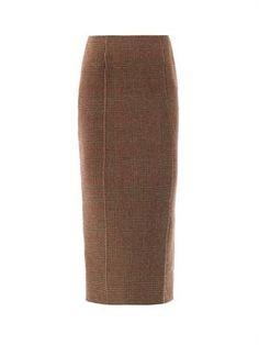 Rochas Tweed pencil skirt £805