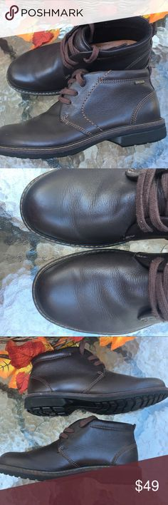 🎄MEN'S ECCO CHUKKA BOOTS, size 39🎄 On Trend Boots, very good condition ECCO Shoes Chukka Boots