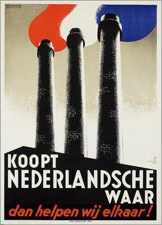 Een reclameslogan uit de jaren dertig van de vorige eeuw kan zomaar weer actueel zijn.
