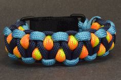 "Make the ""Solomon's Dragon"" Paracord Survival Bracelet - BoredParacord"