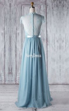 Decent V-Neck Sleeveless Floor Length Royal Blue Mermaid Lace Prom Dress  with Pleats | Perfect Dresses | Pinterest | Lace prom dresses, Royal blue  and Prom