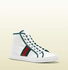 The Latest Men's Sneaker Fashion. Do you want more information on sneakers? In that case just click right here for further details. Mens Sneakers At Macys Gucci Mens Sneakers, Retro Sneakers, Classic Sneakers, High Top Sneakers, Men's Sneakers, Gucci Shoes, Gucci Jeans, Fashion Bags, Mens Fashion