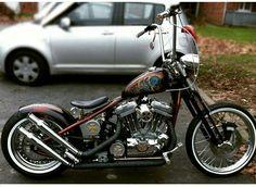 Harley Davidson News – Harley Davidson Bike Pics Harley Bobber, Harley Bikes, Harley Davidson Chopper, Harley Davidson News, Harley Davidson Motorcycles, Bobber Bikes, Bobber Motorcycle, Motorcycle Outfit, Motorcycle Garage