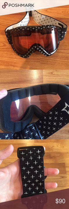 used ski goggles  JoyUtoy Snowmobile Snowboard Skate Ski Sunglasses Goggles with ...