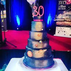 Happy 30th birthday ISU!  #isunet #SSP17 #ISU30 #birthday #anniversary #space #instaspace