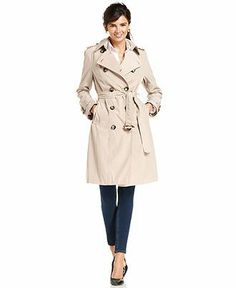Spring Wardrobe Fashion Essentials-The Trench Coat
